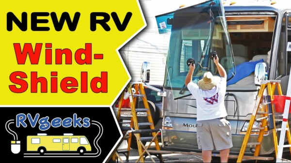 Motorhome Windshield Replacement