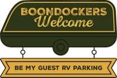 Boondockers Welcome Logo