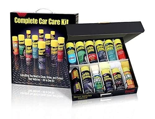 Stoner Quot Ultimate Quot Car Care Kit Thervgeeks Com