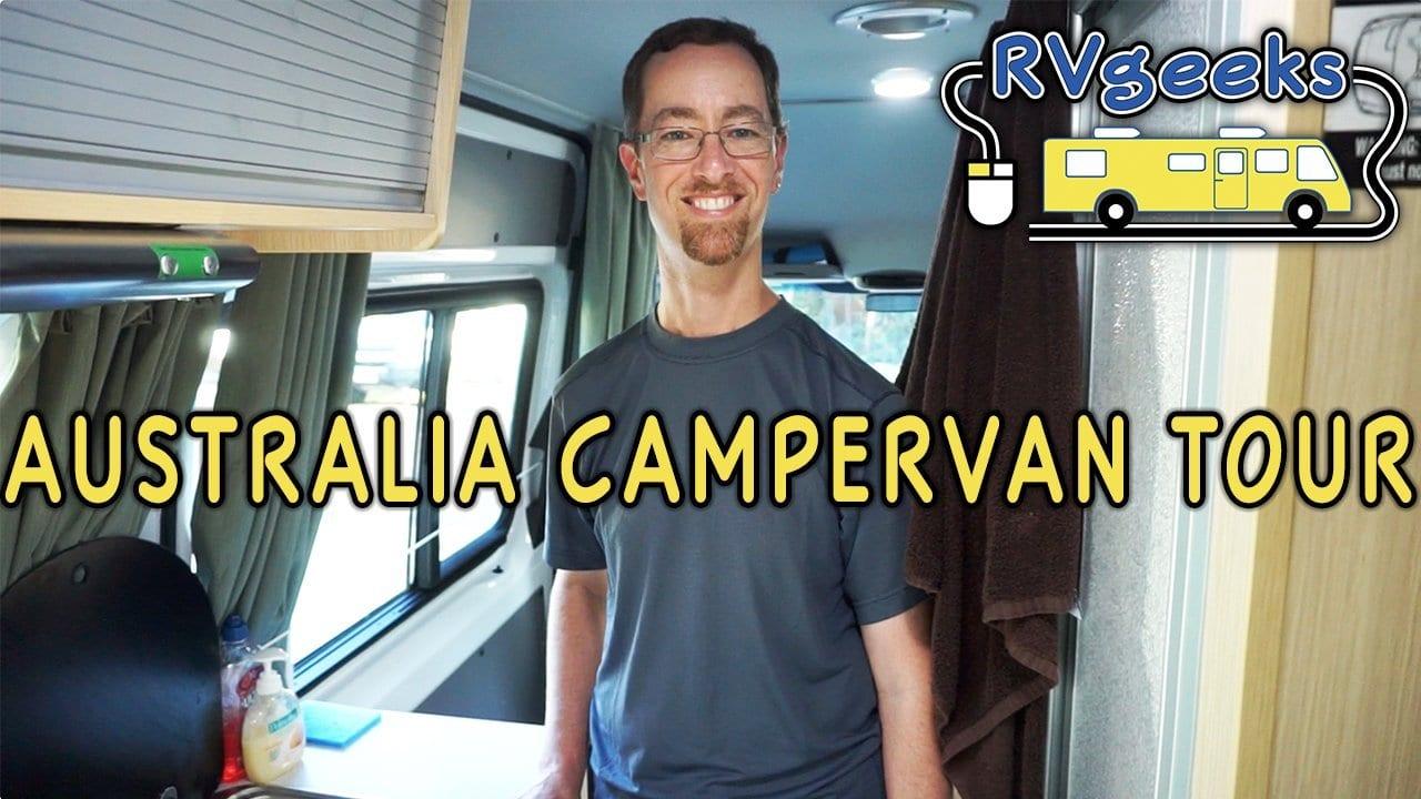 Australia Campervan Tour