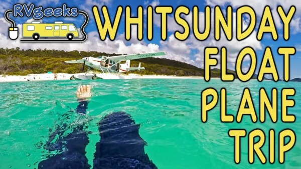 The Whitsunday Islands: Float Plane to Spectacular Whitehaven Beach