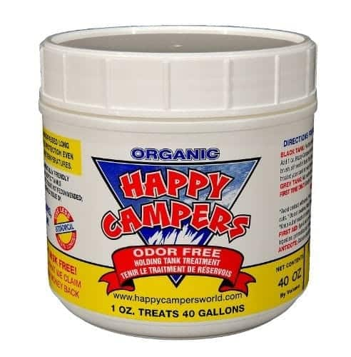Happy Campers Organic Rv Holding Tank Treatment Medium