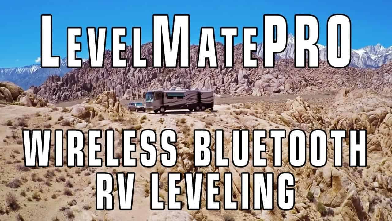 21st Century RV Leveling. Check Out The LevelMatePRO!