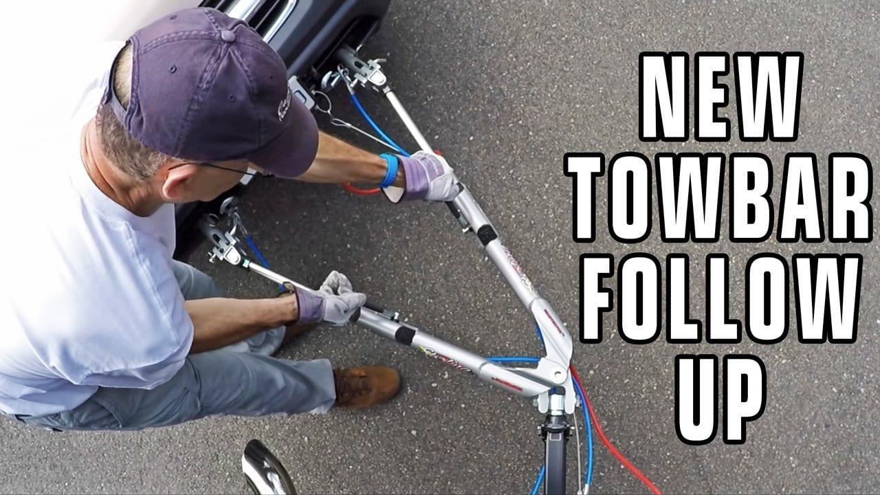 Roadmaster Towbar Follow-Up