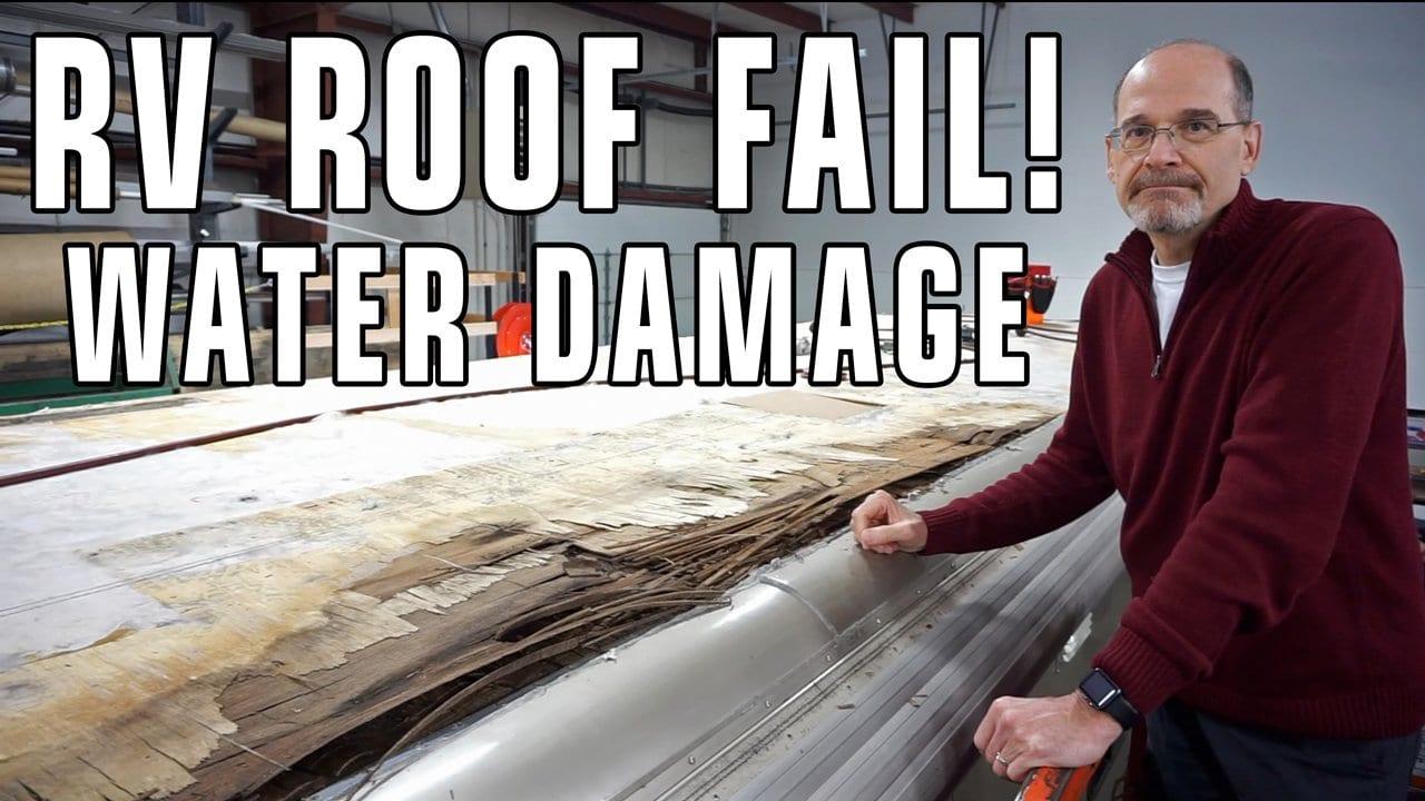 RV Roof Leak & Water Damage, Plus LevelMatePRO Winners Announced!