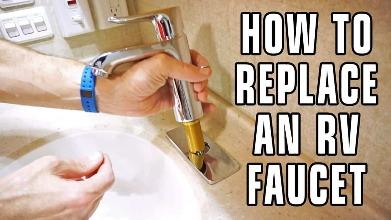 Replacing An RV Faucet — Your Options Aren't Limited!