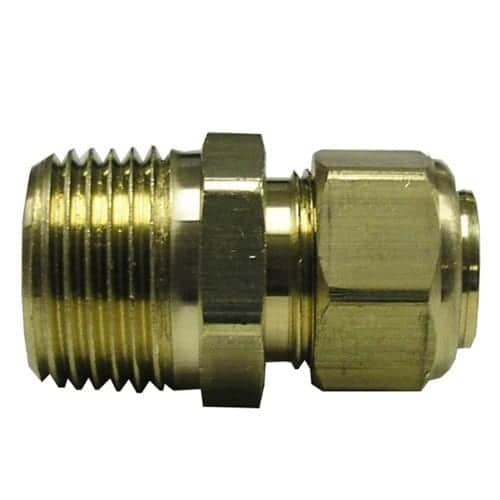 """Watts Ander-Lign Tube to FIP Adapter 3//8/"""" LFA-117"""