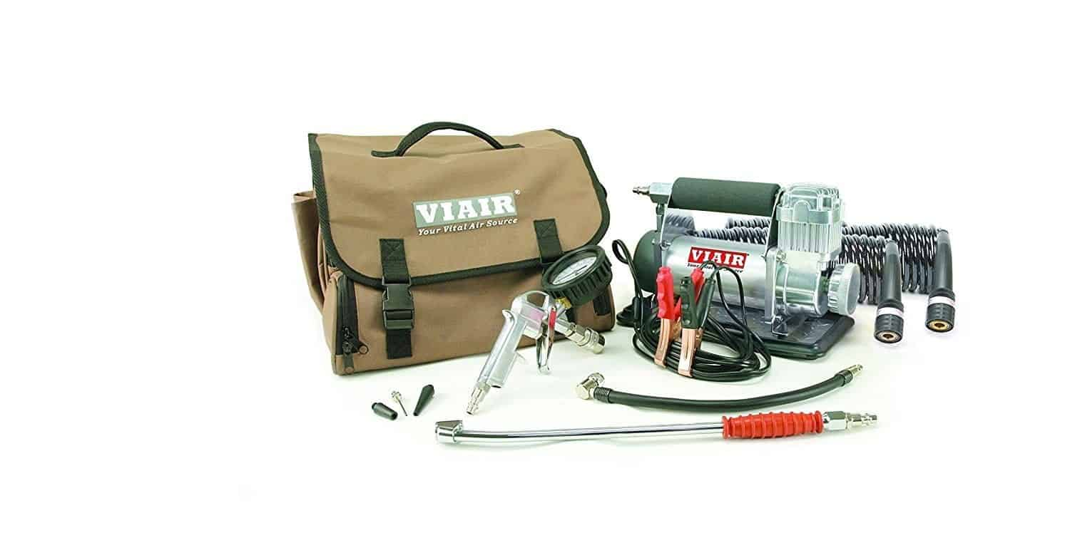 SALE PRICE ALERT: Viair 400P-RV Air Compressor