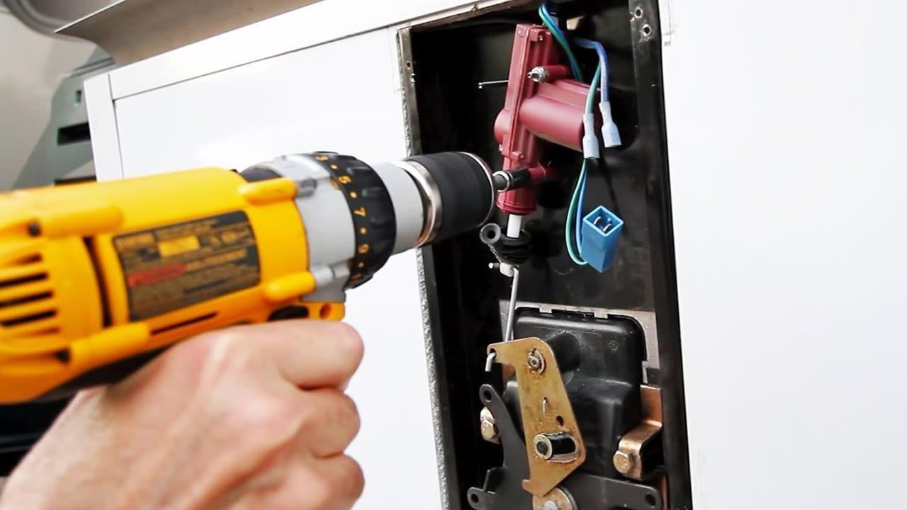 How To Repair RV Power Door Locks
