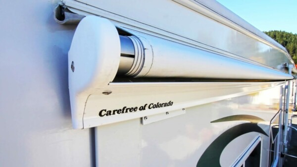 How to Replace a Carefree of Colorado RV Slide Topper (Model SOK II)