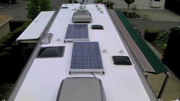 The Complete Guide to Your RV Roof