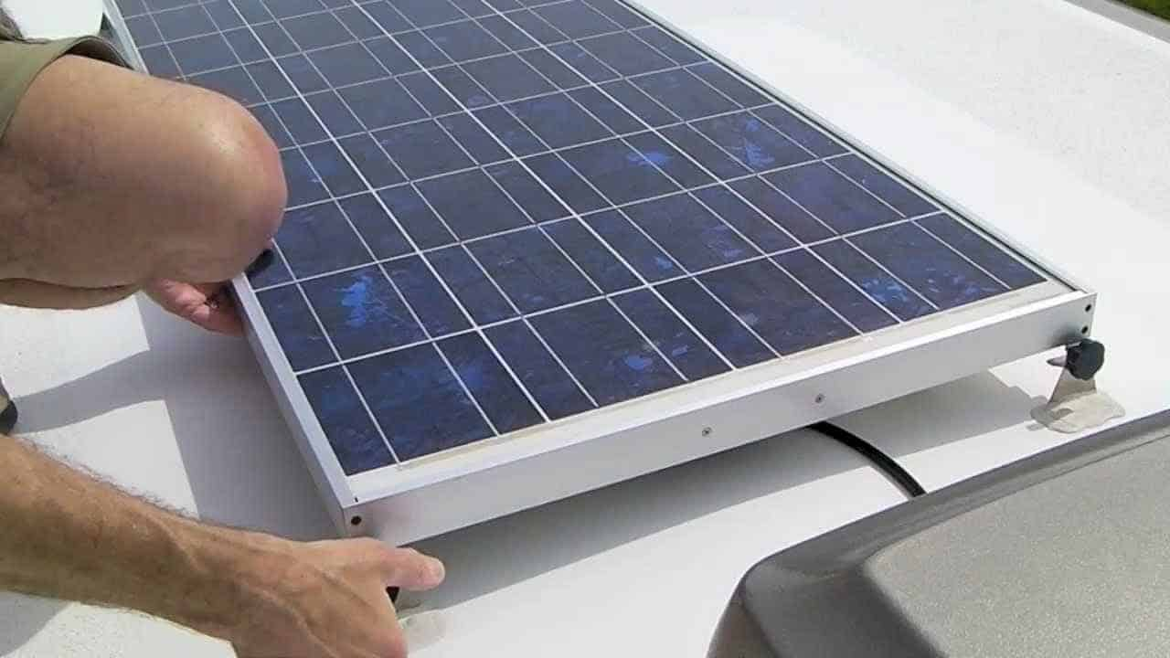 RV Solar Panel Installation Overview - TheRVgeeks
