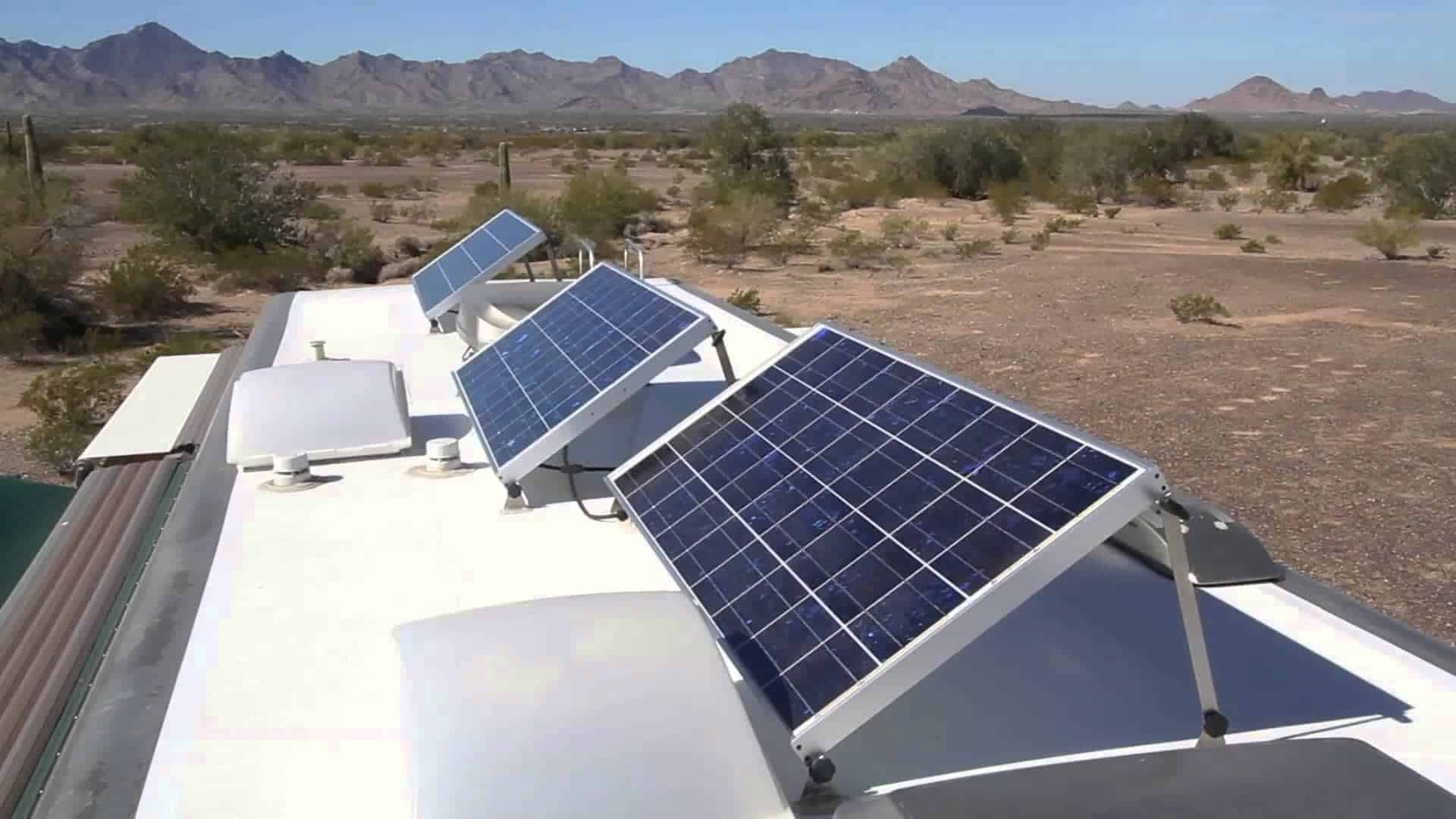 Solar Maximus! Optimizing the Sun When RV Boondocking