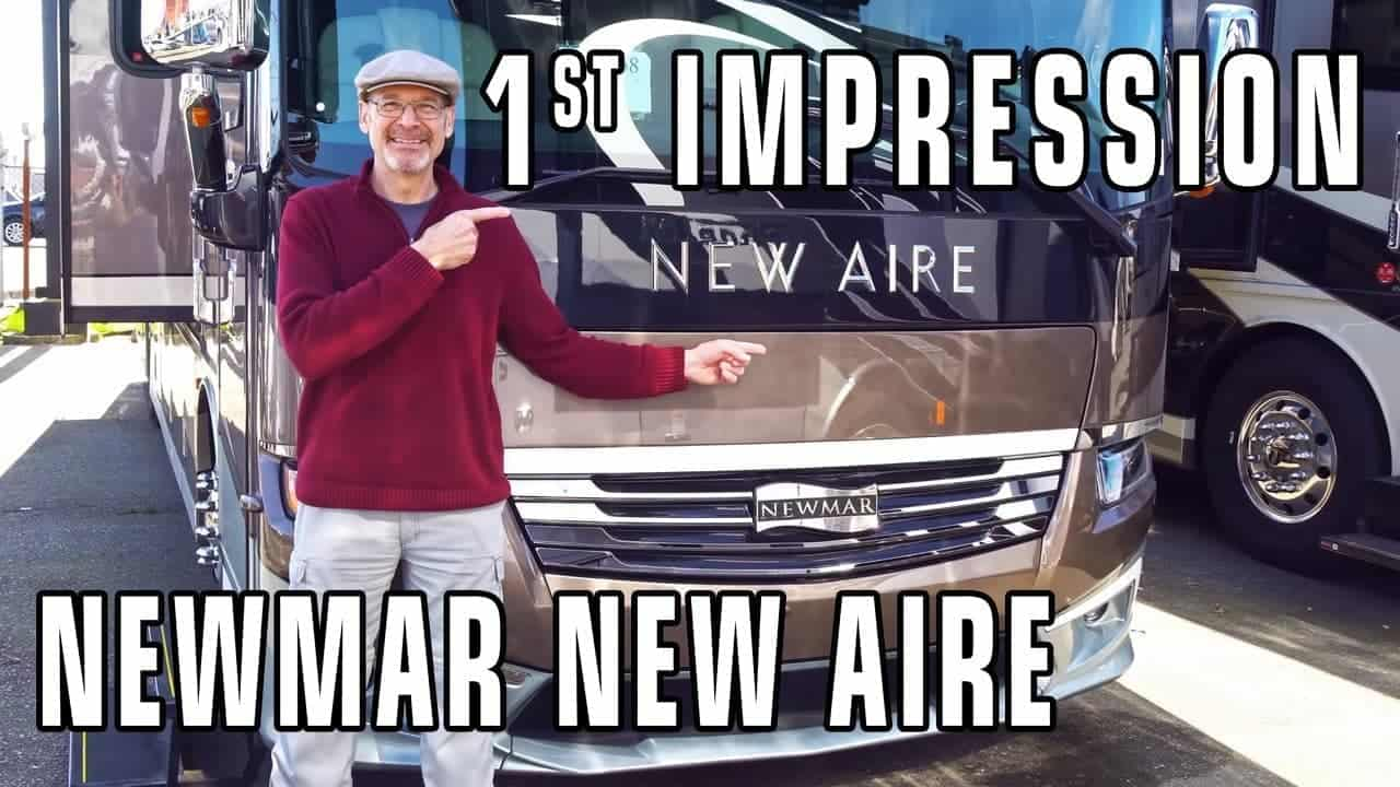Newmar New Aire – First Impression: Space & Quality