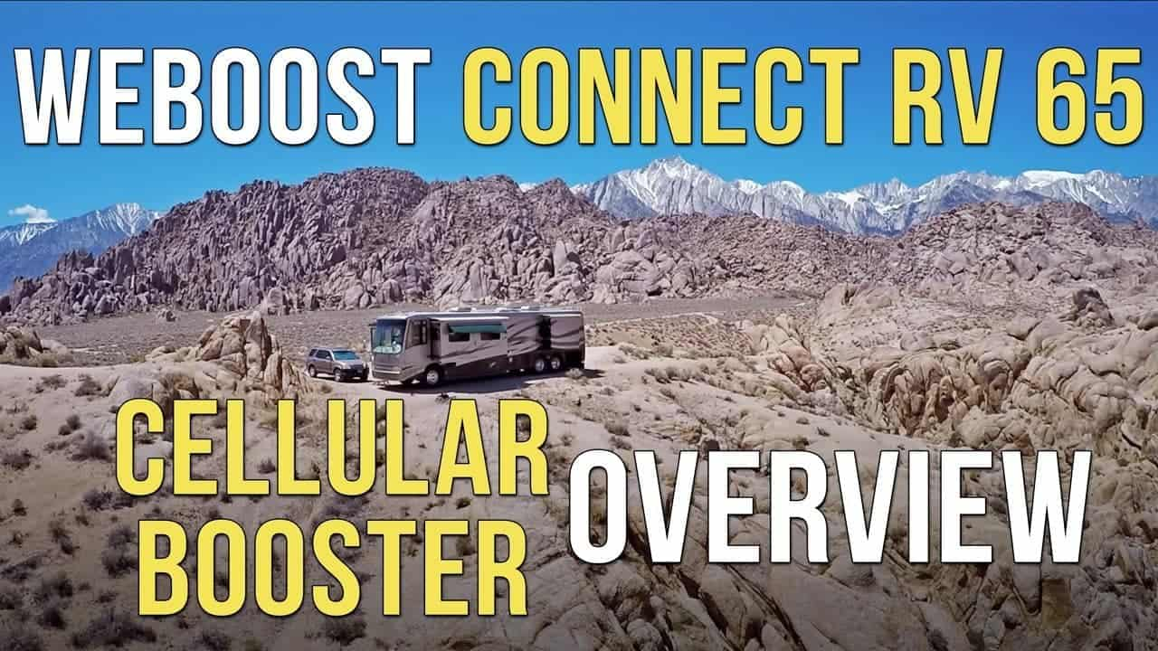 weBoost Connect RV 65: Cellular Booster Overview