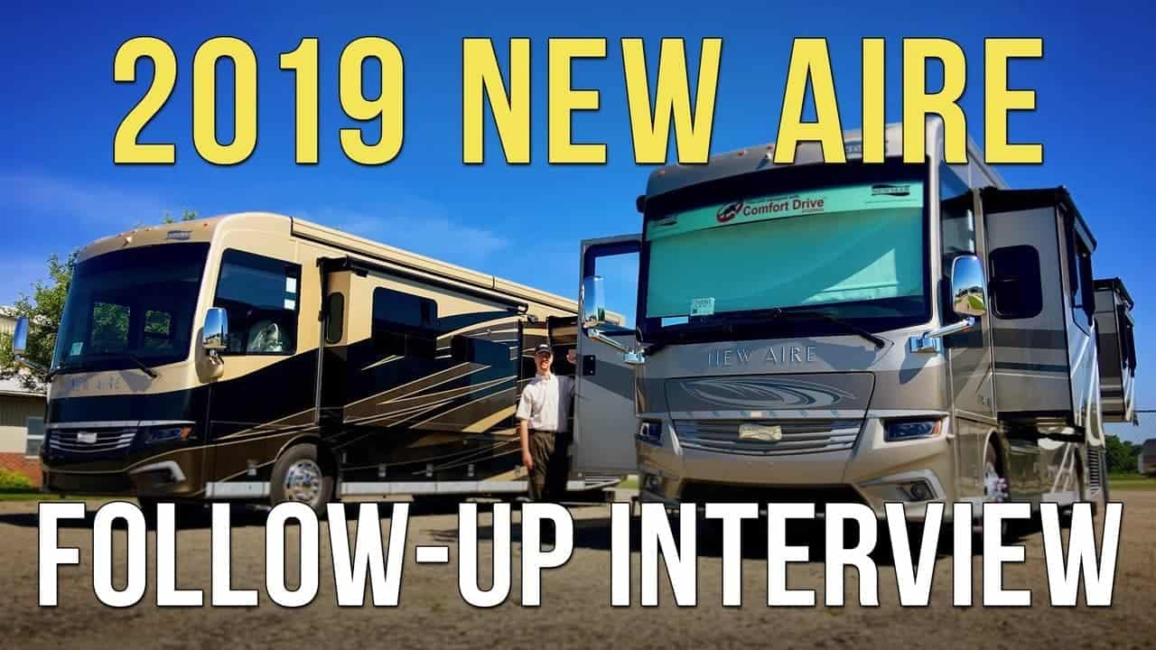 2019 New Aire Follow-Up: Interview with Newmar VP of Sales, John Sammut