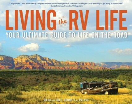 RVgeeks are featured in a new book about RVing. Join us LIVE for the launch!