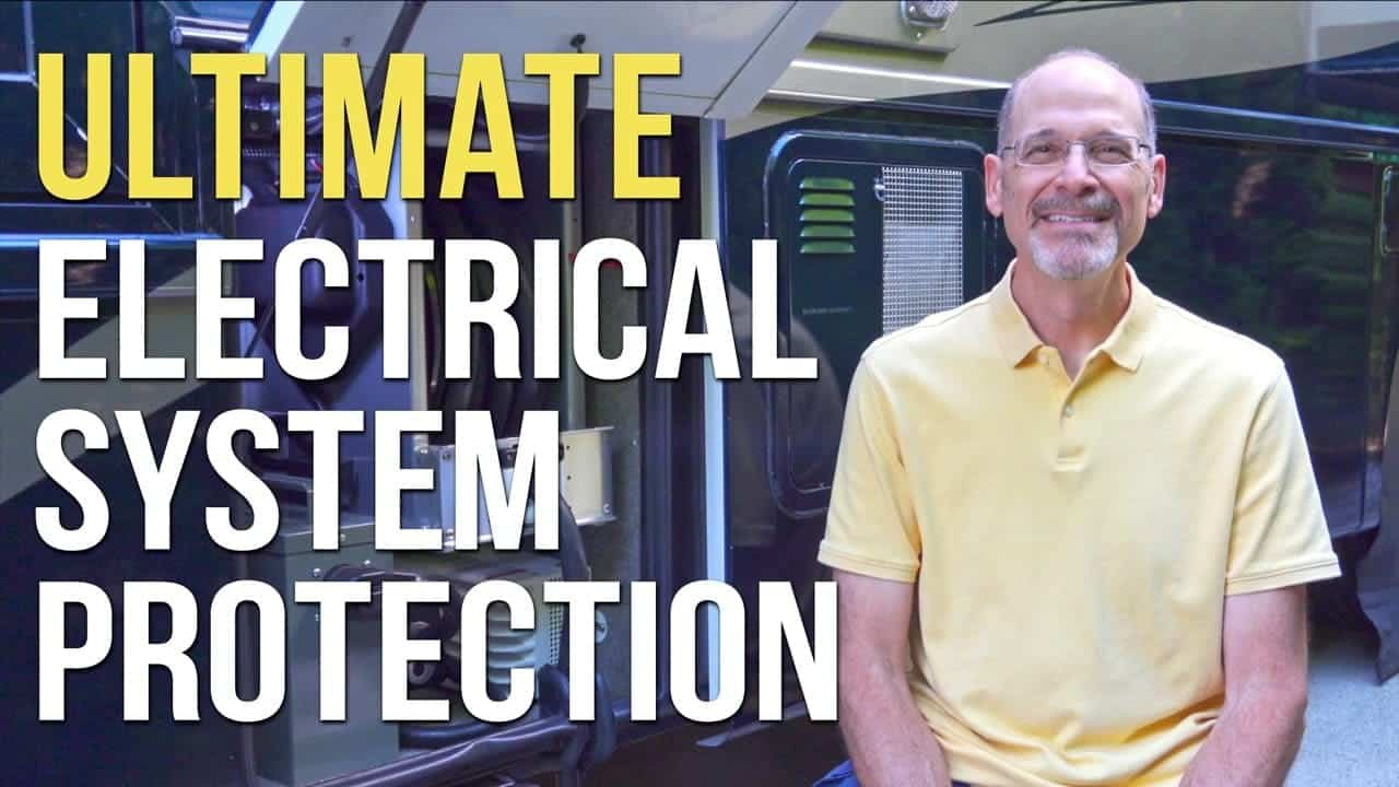 Ultimate RV Electrical System Protection – Hughes Autoformer & Power Watchdog