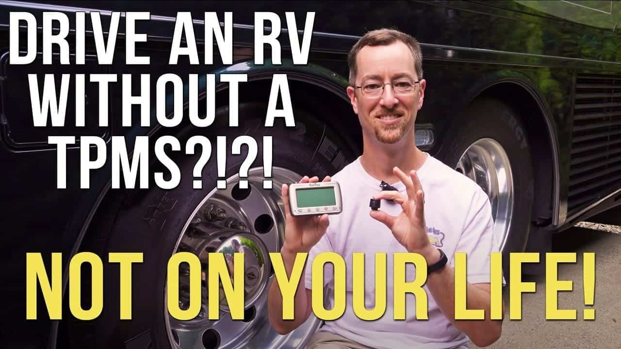 RV TPMS – Don't Leave Home Without It! – Our EEZ Tire Pressure Monitoring System