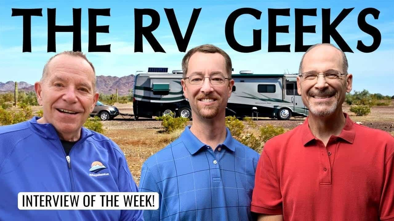 RVLifestyle Interview by Mike Wendland