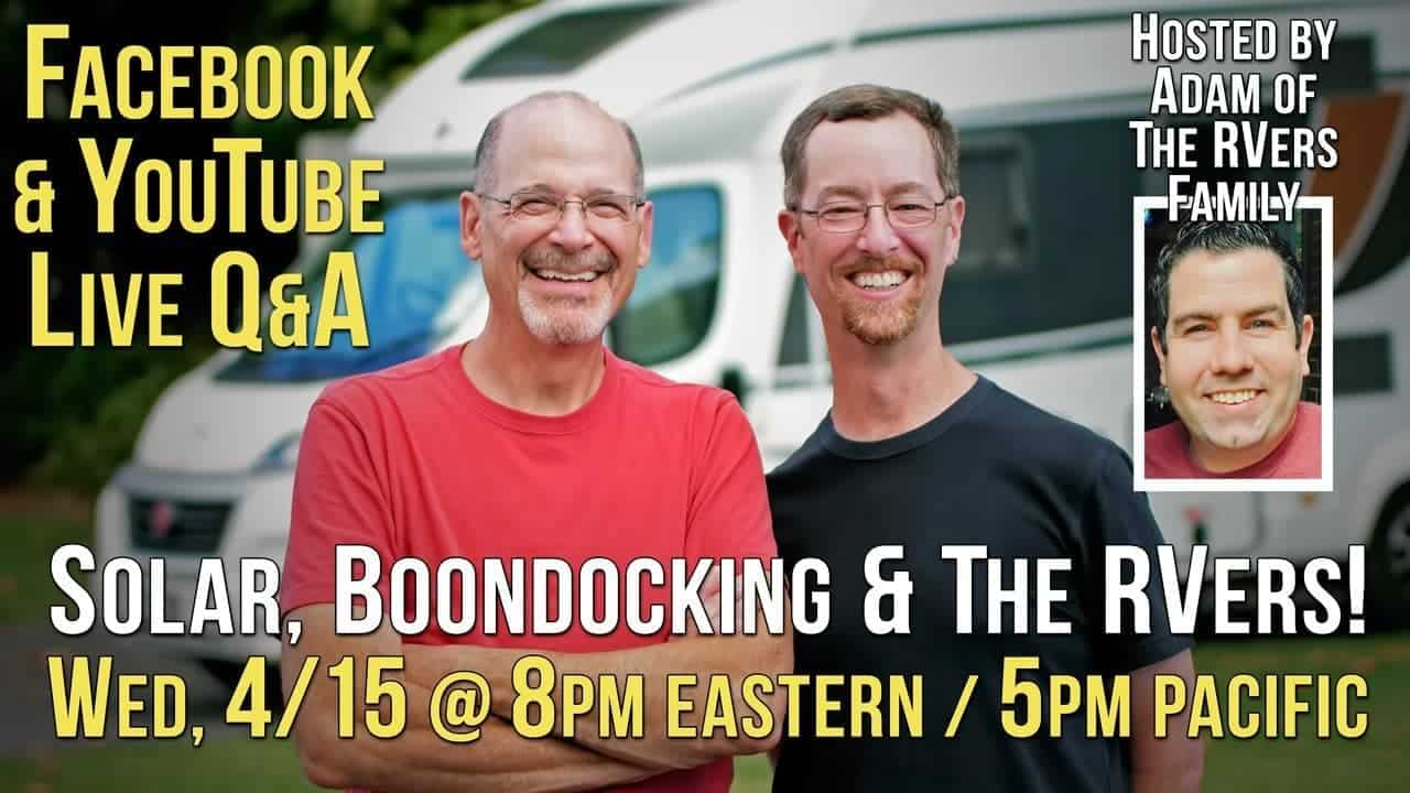 Join Us As We're Interviewed Live. Bring Your Questions, too!