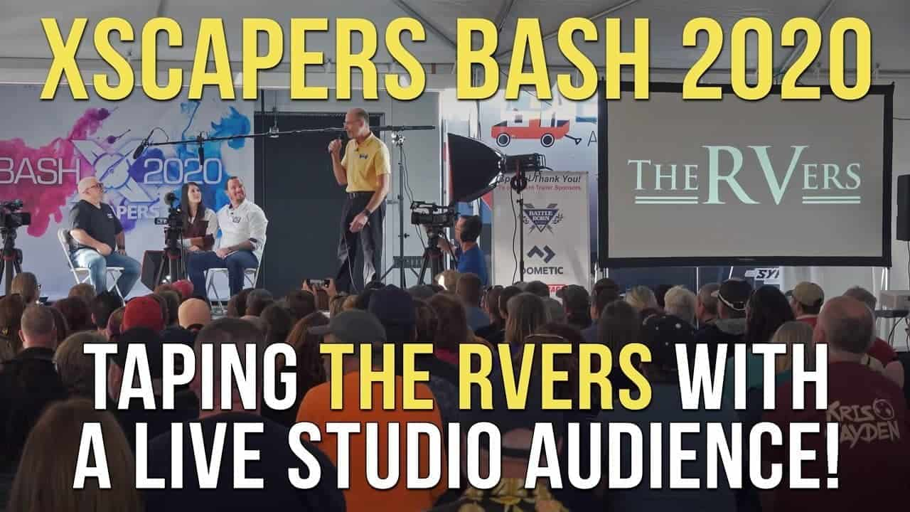 Taping The RVers Season 2 Premiere With a Live Studio Audience! +  LIVE BROADCAST TODAY!