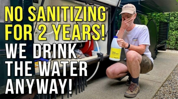 Safe RV Drinking Water!? Acuva Eco NX-Silver Water Purification System Upgrade