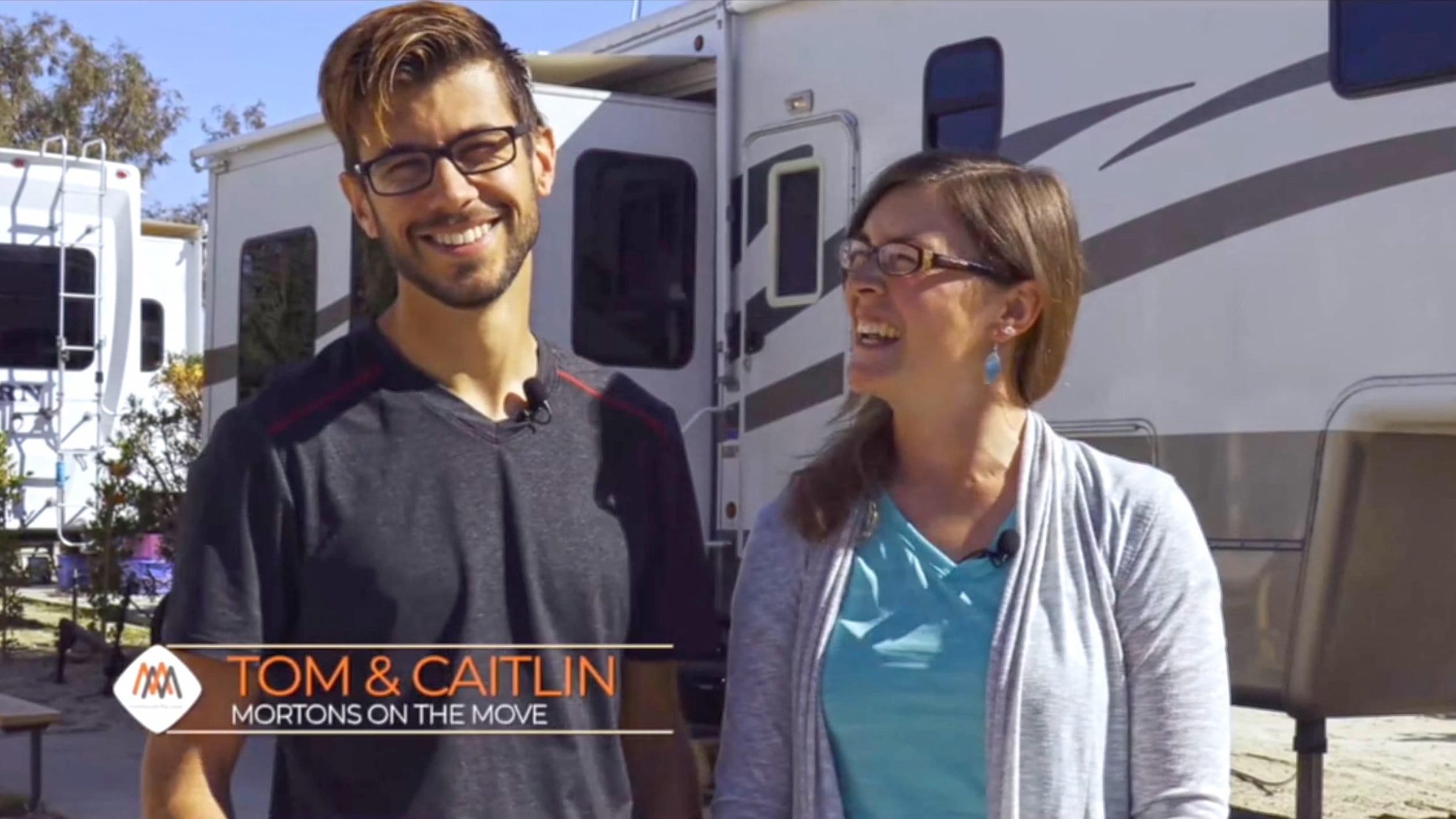The RVers Season 2 - Tom and Cait Morton