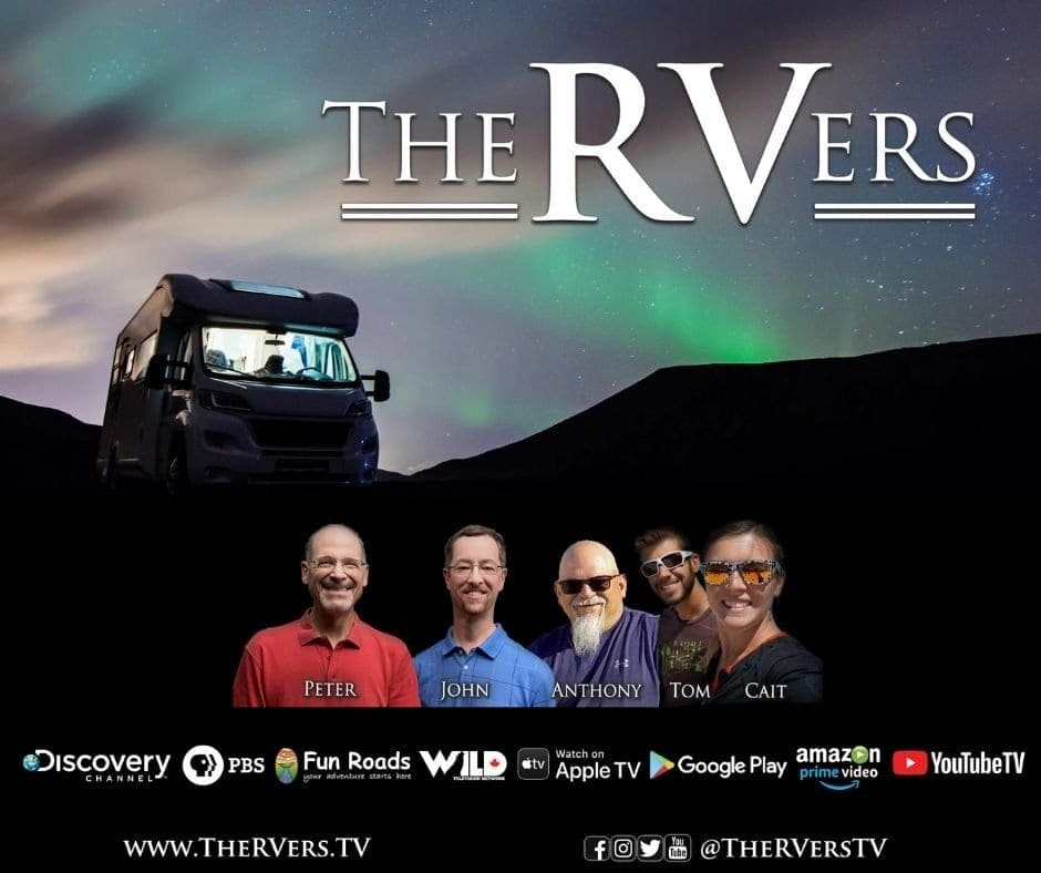 TODAY! Download Season 2, Episode 1 of The RVers FREE on iTunes/AppleTV!