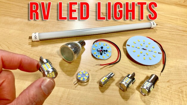RV LED Lights Technology: Everything You Need to Know