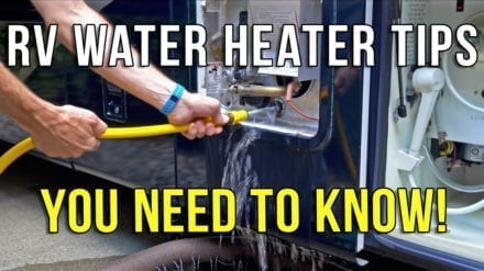 Informative RV Water Heater Tips You Need To Know