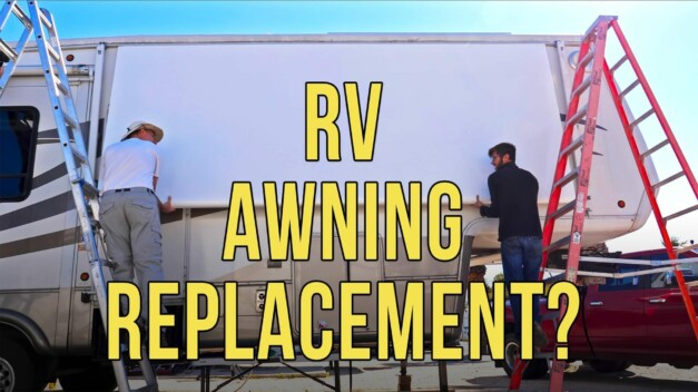 5 Signs Your RV Awning Needs Replacement