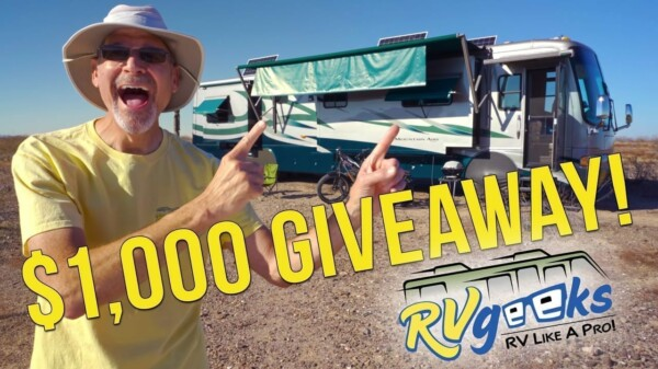 ????$1,000 Replacement RV Awning Fabric Giveaway! + Double Discount Sale At Tough Top Awnings