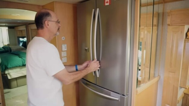 7 Benefits of an RV Residential Refrigerator