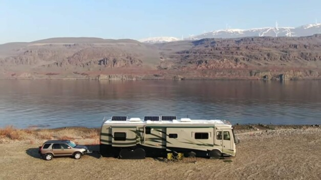The Complete Guide to Class A RV Boondocking