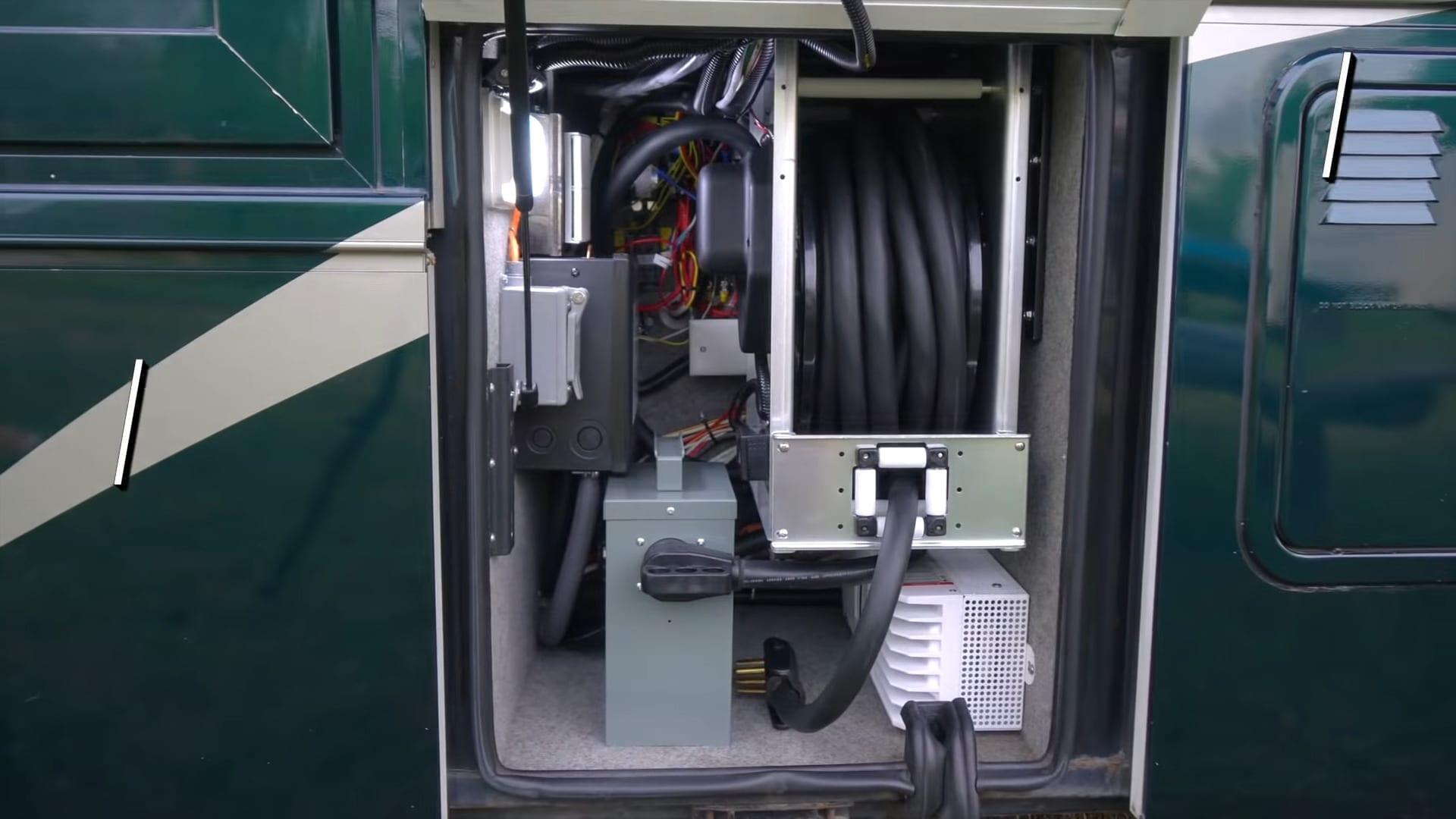 RV power cord
