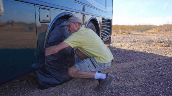 4 Reasons We Love RV Tire Covers & Our Awesome New Ones!