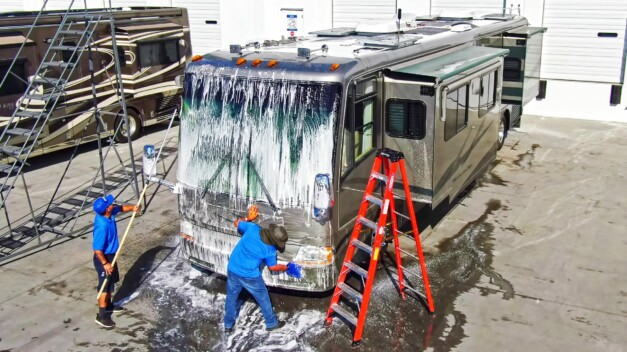 What to Expect with the NIRVC RV Detailing Service