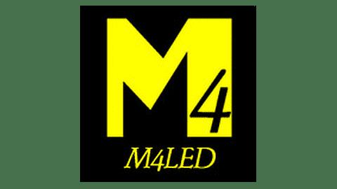 M4 LED Products Logo