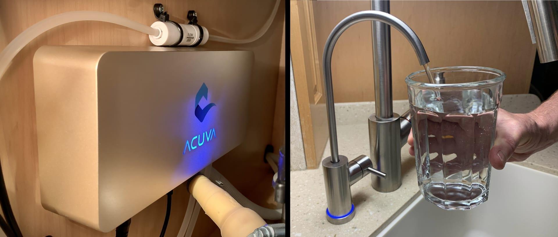 Acuva Arrow Max 2.0 UV-LED Water Purification System