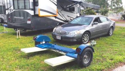 How to Choose and Use an RV Tow Dolly