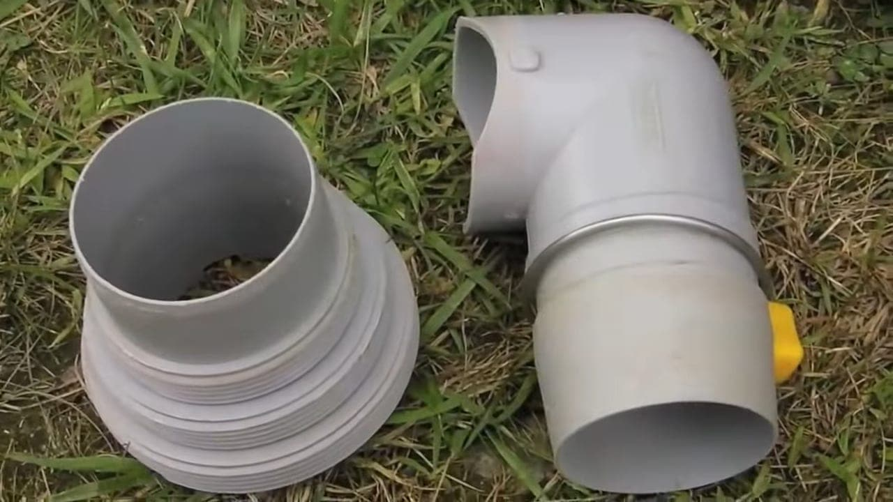 sewer fitting adapters