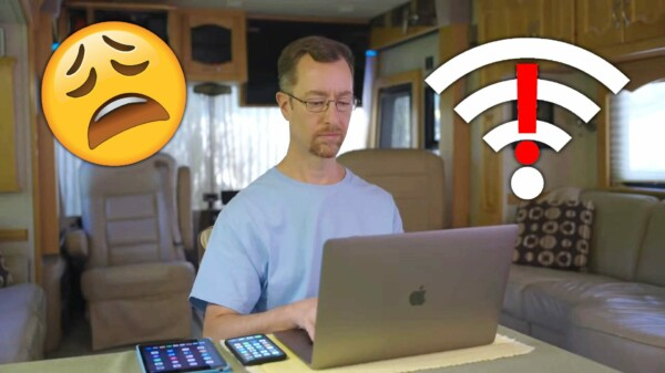 Is Campground WiFi Reliable?