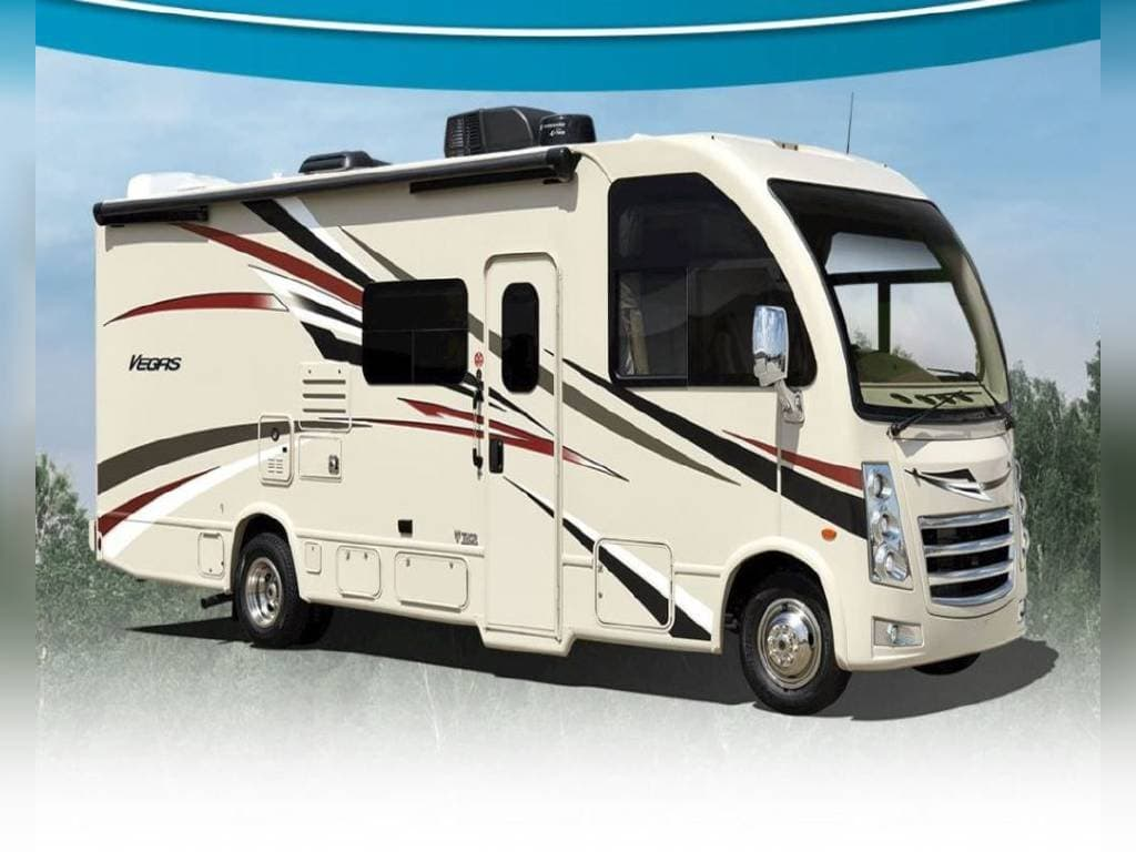 Small motorhomes like this Thor Vegas have all of the Class A comforts in a smaller package.