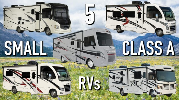 5 Awesomely Small Class A Motorhomes