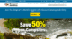 Save money on campgrounds with Passport America.