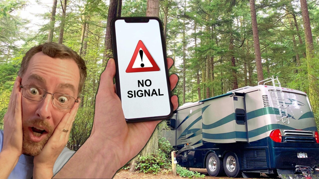 How to Plan Your RV Trip When You're Offline