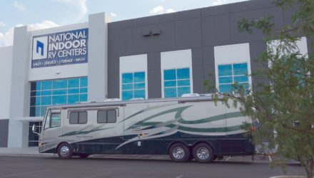 What Are the Best Motorhome Storage Options?