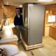 It took some time, trial, and error to determine what's the best RV refrigerator for us.